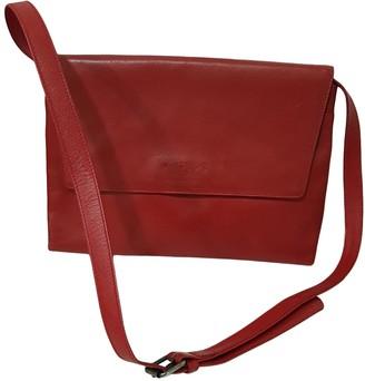 Ungaro Red Leather Handbags