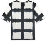 Issey Miyake Men - Printed Cotton-jersey T-shirt