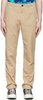 Paul Smith Khaki Military Trousers
