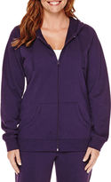 Made For Life Made for Life Long-Sleeve Basic Hooded Fleece Jacket - Tall