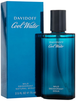 Davidoff Cool Water Deodorant (75ml)