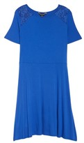 Dorothy Perkins Plus Size Women's Fit & Flare Dress