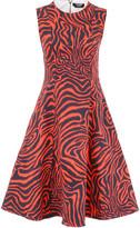 Calvin Klein Animalier Dress