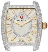 Michele Women's Urban Mini Diamond Dial Watch Head, 29Mm X 31Mm