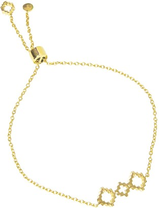 Jewel Tree London Baori Trinity Silhouette Bracelet