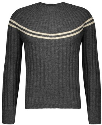 Dries Van Noten Takota round neck jumper in merino wool