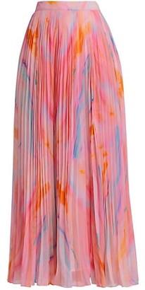 Rococo Sand Davina Marble Pleated Skirt