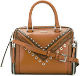 Diesel Letra studded tote