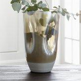 Crate & Barrel Champagne Glass Vase