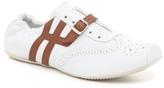 Hogan Final Sale Leather Slip-On Sneaker