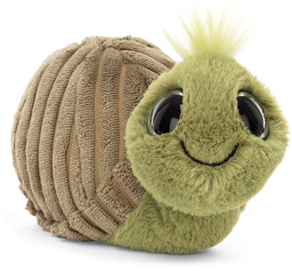 Jellycat Frizzles Snail Stuffed Animal