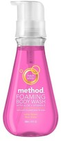 Method Products Foaming Body Wash - Waterflower 18 oz