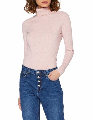 Only Women's Onlemily Fly Button CRP ANK DNM Jeans Straight