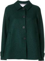 Harris Wharf London short button coat