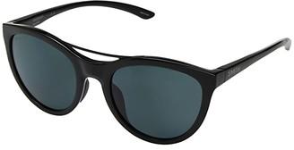 Smith Optics Midtown (Black/Chromapop Black Polarized) Athletic Performance Sport Sunglasses
