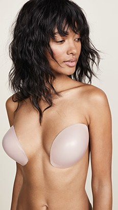 Fashion Forms Strapless Plunge Push Up Bra