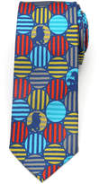 Cufflinks Inc. Cufflinks, Inc Boys' Neckties Blue - Lion King Red & Blue Lion Stripe Tie