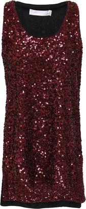 Victoria Victoria Beckham Sequined Woven Top