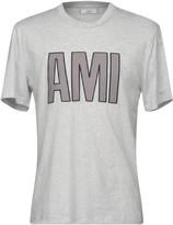 Ami Alexandre Mattiussi T-shirts - Item 12088635