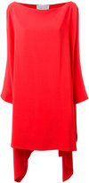 Gianluca Capannolo draped dress - women - Acetate/Viscose - 46