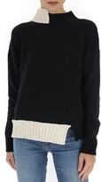 Marni Two-Tone Open Back Jumper