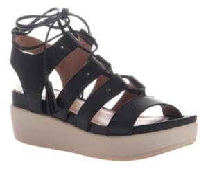 Nicole Tris 2 Flatform Women's Shoes