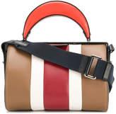 Marni striped bowling bag
