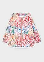 Paul Smith Girls' 8+ Years 'Photographic Collection' Water-Repellent Jacket