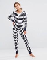 Chelsea Peers Striped Jersey Onesie