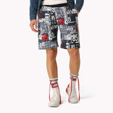 Tommy Hilfiger Printed Neoprene Shorts