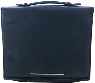 Piquadro Black Leather Bags