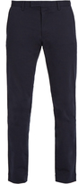 Polo Ralph Lauren Slim-leg cotton-blend chino trousers