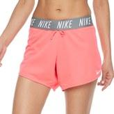 Nike Women's Dry Training Fold Over Shorts