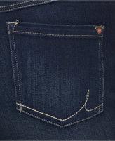 INC International Concepts Plus Size Skinny Jeans, Medium Wash