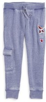 C&C California Girl's Applique Jogger Pants
