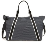 KENDALL + KYLIE Jane Quilted Nylon Tote - Grey