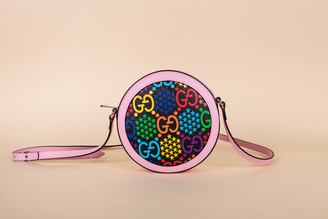 Gucci Psychedelic Round Crossbody Bag