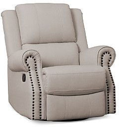 Bloomingdale's Kids Diana Nursery Recliner Swivel Glider Chair