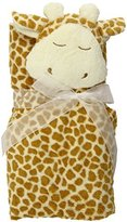 Angel Dear Napping Blanket, Brown Giraffe by