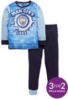 Manchester City Football Pyjamas