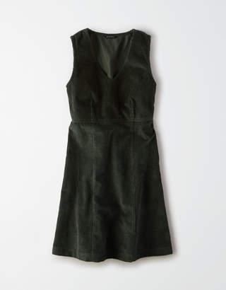AE Studio Corduroy Mini Dress