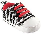 Luvable Friends Boy's Print Canvas Sneaker Casual Sneaker