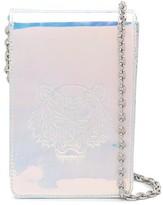 Kenzo holographic Tiger crossbody bag