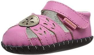 pediped Baby Girls' Daphne Sandals, Pink Champagne, 17 EU