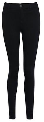 Dorothy Perkins Womens Dp Tall Black 'Frankie' Super Soft Skinny Fit Jeans, Black
