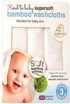 Cuddledry Supersoft Bamboo Washcloths
