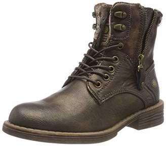 Dockers by Gerli 43ha203, Women's Chukka Boots, Brown (Dunkelbraun 380), (40 EU)