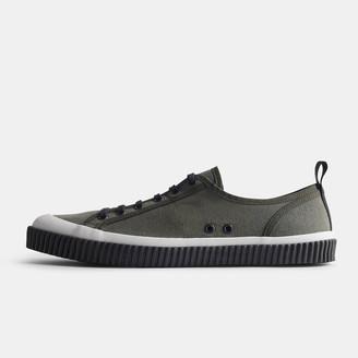 James Perse Low Top Vulcanized Sneaker - Mens