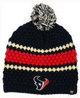 '47 Women's Houston Texans Leslie Pom Knit
