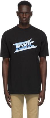 Vetements Black Toxic T-Shirt